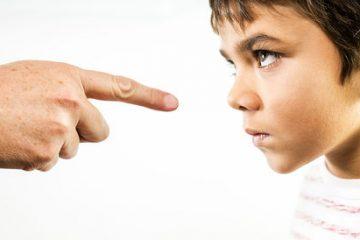 کودک مهاجم و  شیوه برخورد با او