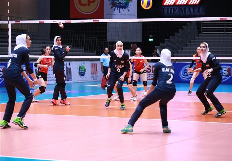 آغاز اردوی تیم ملی والیبال دختران نوجوان با ۱۰۶ بازیکن