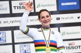 قهرمان دوچرخهسواری المپیک فلج شد