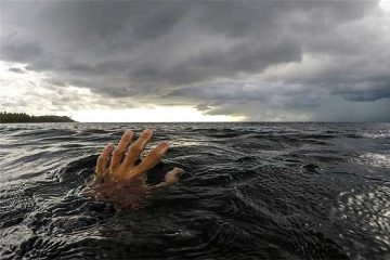 غرق شدن عمو برای نجات جان برادرزاده