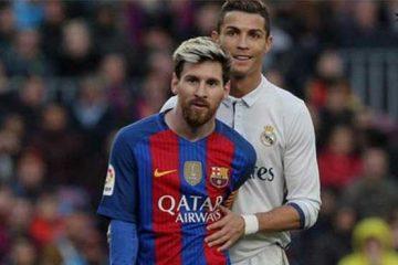 طلاق به خاطر مسی و رونالدو!