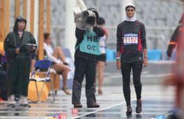 سپیده توکلی: یک سال خودم را برای بازیهای آسیایی آماده کردم