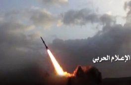 پایگاه نظامی عربستان هدف موشک های یمن قرار گرفت